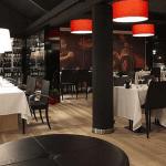 Restaurant davinci i Hadsund 4