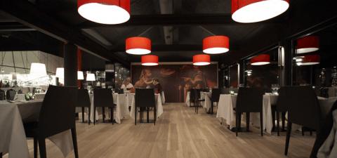 Restaurant davinci i Hadsund