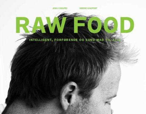 Vinder af RAW FOOD bogen