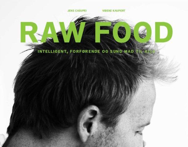 Vinder af RAW FOOD bogen 3