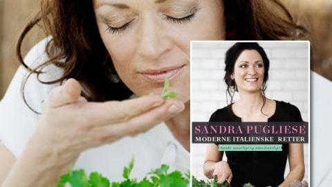 Moderne italienske retter af Sandra Pugliese