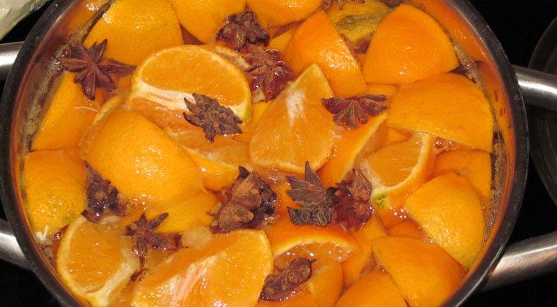 Hvad man kan få ud af en kasse Appelsiner! 6