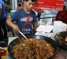 Kuala Lumpurs gadekøkkener
