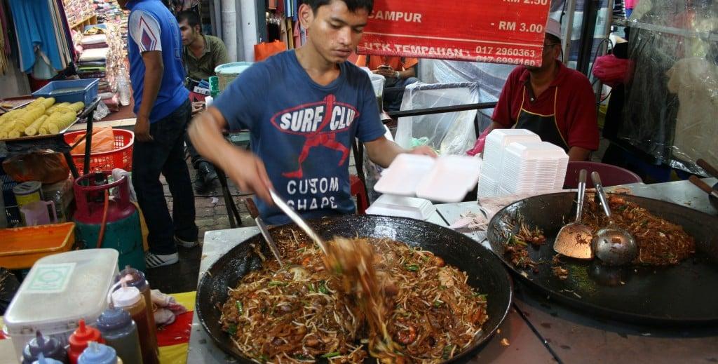 Kuala Lumpurs gadekøkkener 3