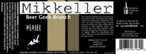 Beer Geek Brunch Islay Edition – en luksus imperial oatmeal stout fra Mikkeller