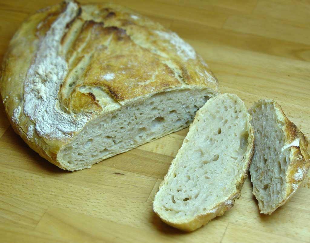 Verdens bedste brød - Langtidshævet 2