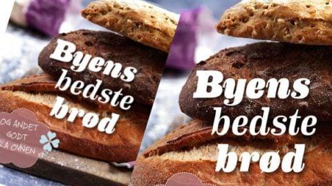 Byens Bedste Brød af Rikke Gryberg