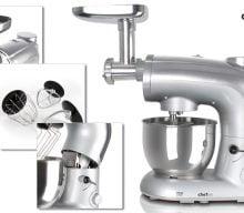 Popuplær og kraftig multifunktions køkkenmaskine fra Chefon