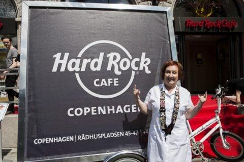 Hard Rock Cafe Copenhagen Grand Opening