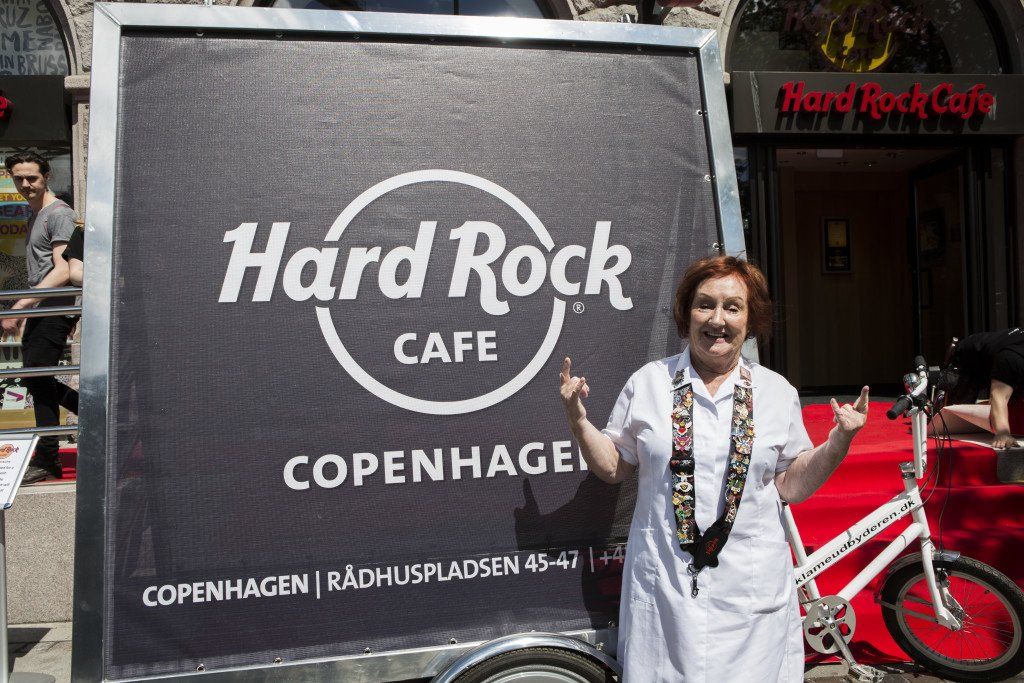 Hard Rock Cafe Copenhagen Grand Opening 2