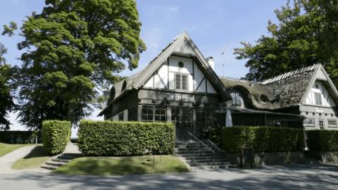 Smagsløs og tam oplevelse på restaurant Jægerhuset i Holte