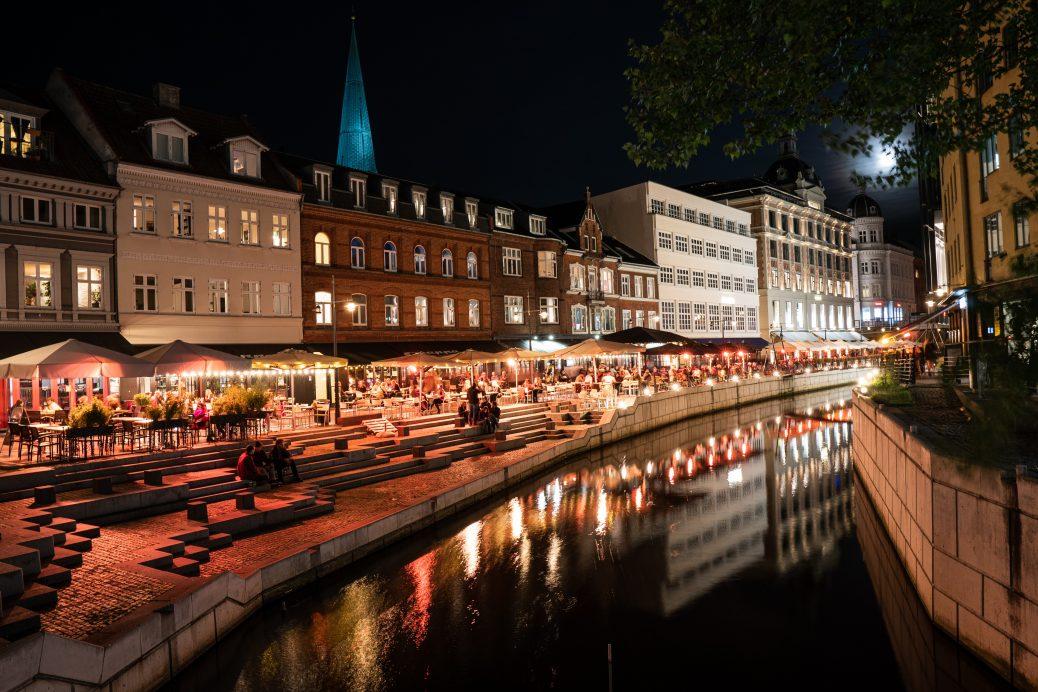 Århus restauranter