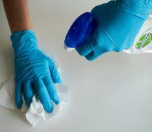 Dette skal du huske, når du bruger desinficerende rengøringsmidler