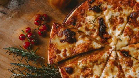 pizza billede