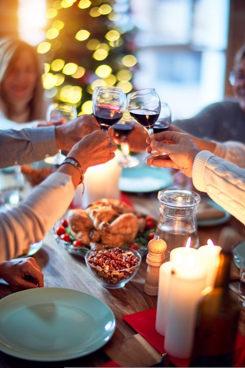 Sådan kan du gøre din middag med vennerne ekstra hyggelig 1
